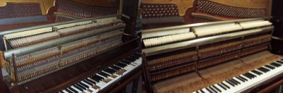 Whole Piano - Before and After